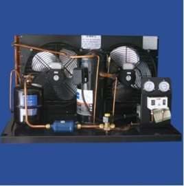 Copeland HVAC Condensing Units ZR series compressor
