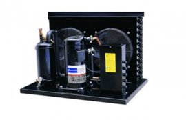 Copeland HVAC Condensing Units ZR series refrigeration compressor
